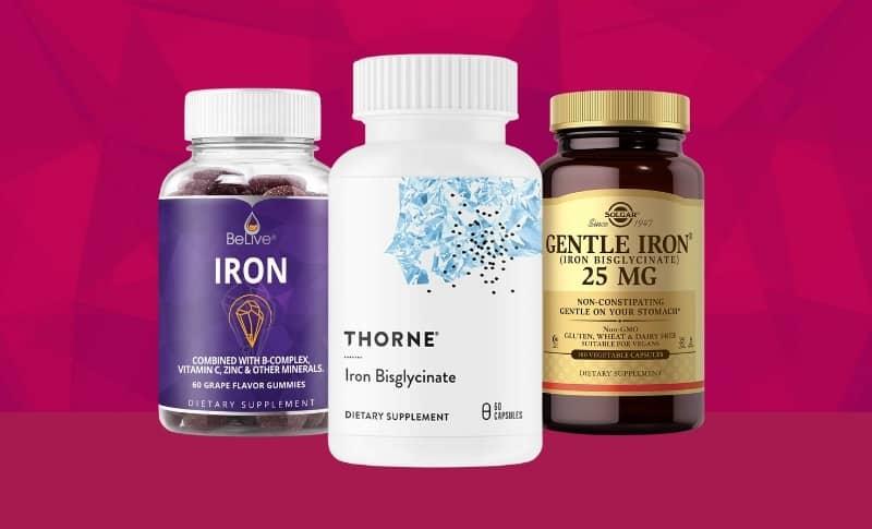 Best Iron Supplements