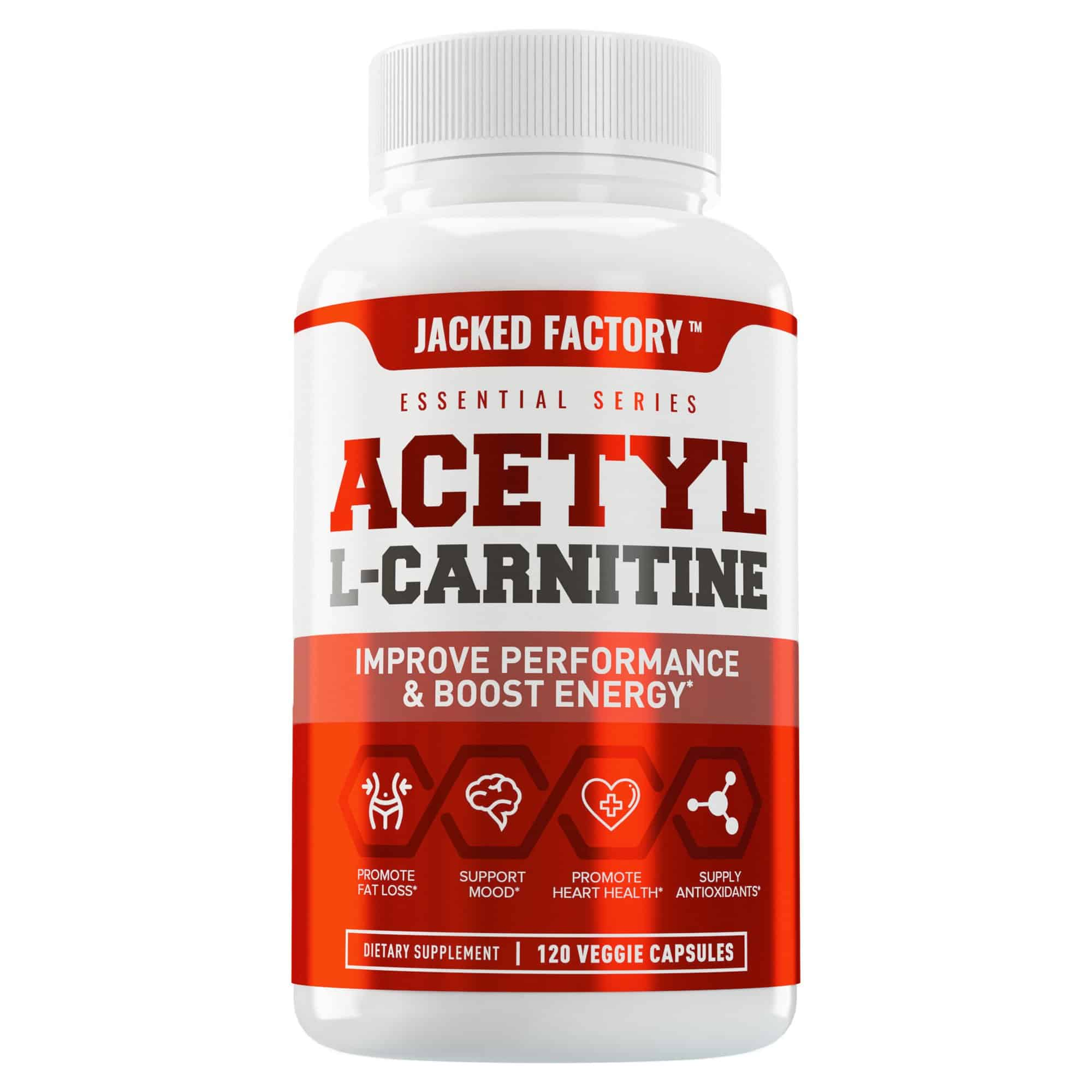 Jacked Factory - Acetyl L-Carnitine