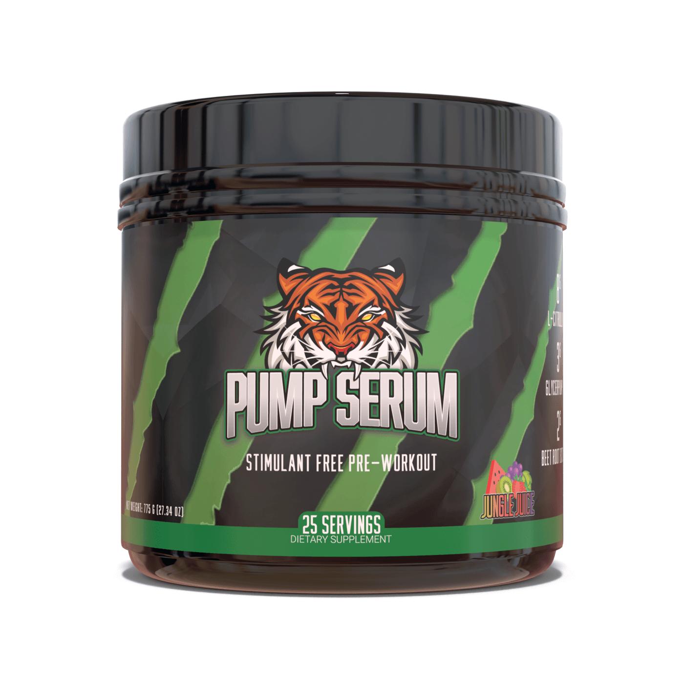 Pump Serum Non-Stimulant Pre-Workout (25 Servings)