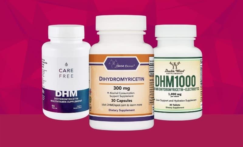 Best DHM Supplements