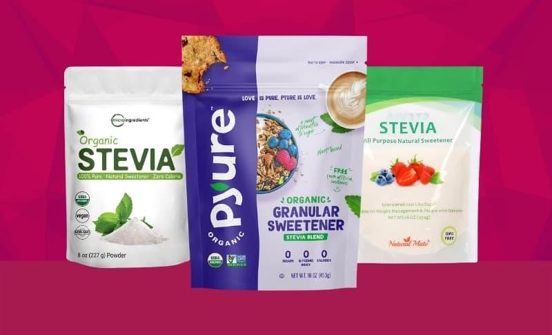 Best Stevia Supplements