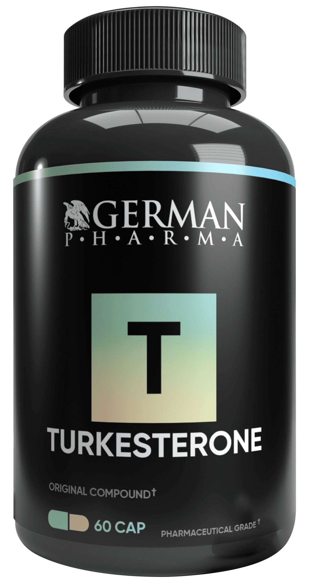 German Pharma Turkesterone (60 Servings)